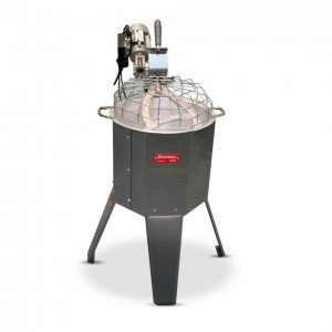 Mescolatore professionale elettrico con capacità di 15 kg con motore rinforzato per la preparazione di polenta.