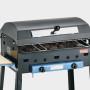 Coperchio Barbecue Roccia Gas Lux