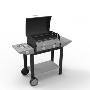 Barbecue a gas Vulcano