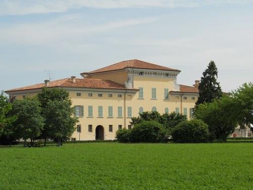 Palazzo Morani a Prevalle: sede del Museo dello Spiedo