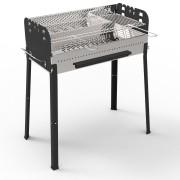 Barbecue Pegaso in acciaio inox