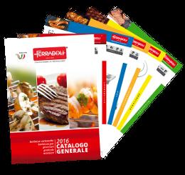 Catalogo Generale Ferraboli 2016
