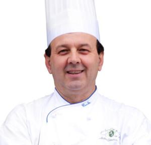 Chef Carlo Bresciani